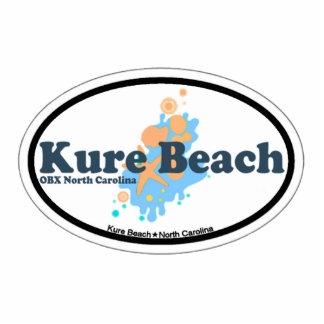 Kure Beach. Statuette