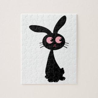 Kuro Bunny I Jigsaw Puzzle
