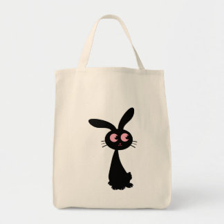 Kuro Bunny I Tote Bag