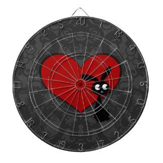 Kuro Bunny Love II Dartboard