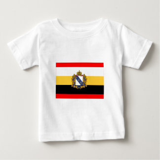 Kursk Oblast Flag Baby T-Shirt