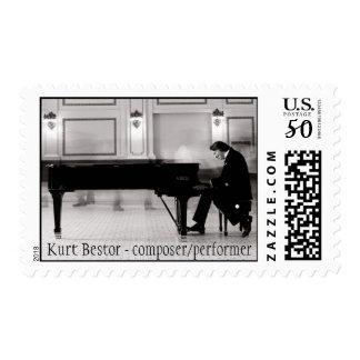 Kurt Bestor Postage Stamp