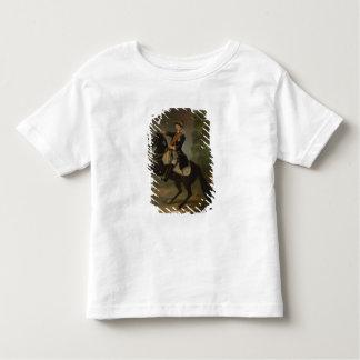 Kurt Christoph Graf von Schwerin on horseback Toddler T-shirt