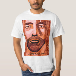 Kurt Colbain T Shirt
