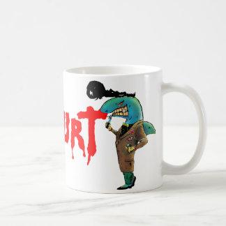Kurt Mack The Knife Coffee Mug