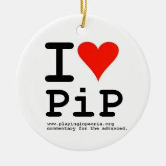 Kurt PiP Ornament