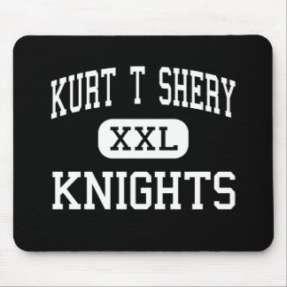 Kurt T Shery - Knights - Continuation - Torrance Mouse Pad