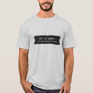 Kurt Vonnegut Slaughterhouse Five shirt