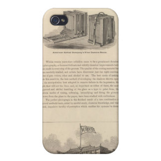 Kurtz, fotografías iPhone 4/4S carcasas