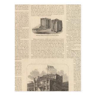 Kurtz, fotografías postal