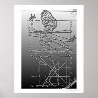 Kurukulla Sketch Poster
