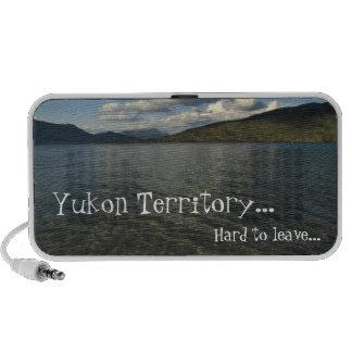 Kusawa Vista; Yukon Territory Souvenir Mp3 Speaker