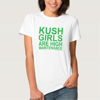 KushGirls are high maintenence Tee Shirt