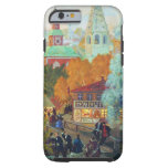 Kustodiev - Province, 1919 Tough iPhone 6 Case