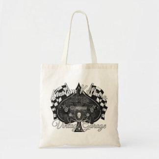 Kustom Kulture Hod Rod Tote Bag