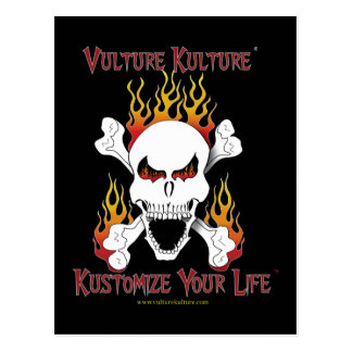 Kustomize Your Life Postcard