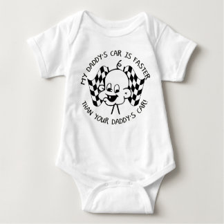 Kustoms joven Onsie - muchacho Body Para Bebé