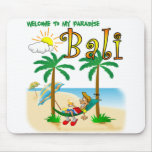 Kuta Beach Bali Mouse Pad