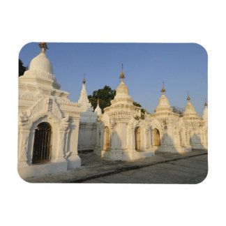 Kuthodaw Pagoda in Mandalay, known as the Magnet