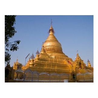 Kuthodaw Paya Postcard