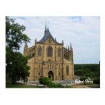 Kutná Hora  Postcard