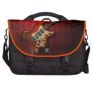 KuuMa Guitar 01 (R) Commuter Bags