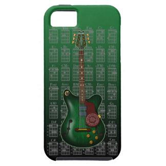 KuuMa Guitar 09 iPhone 5 Covers