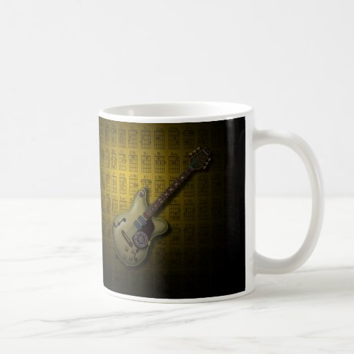KuuMa Guitar 10 (Y) Taza