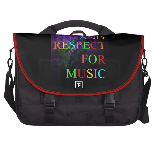 KuuMa Guitar Love 05 Computer Bag