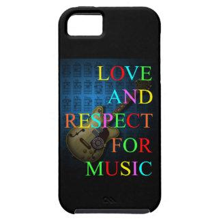 KuuMa Guitar Love 10 iPhone SE/5/5s Case