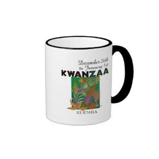 KUUMBA - Creativity Ringer Mug