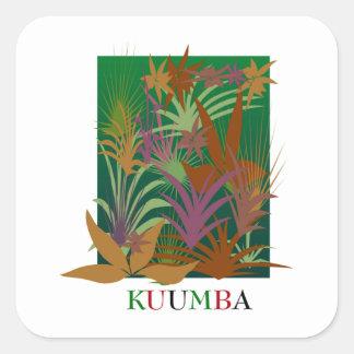 KUUMBA Kwanzaa Holiday Stickers