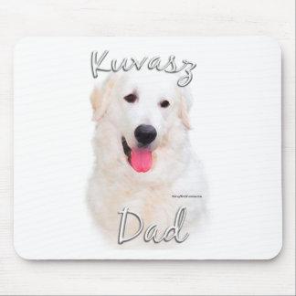 Kuvasz Dad 2 Mouse Pad