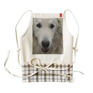 Kuvasz Dog Zazzle HEART Apron