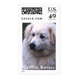 Kuvasz, Griffin Anderson Gavin  Postage Stamps