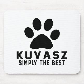 Kuvasz Simply the best Mousepad