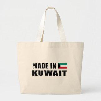 KUWAIT BOLSA TELA GRANDE