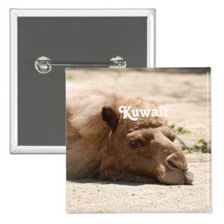 Kuwait Camel Pins