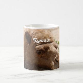 Kuwait Camel Mug