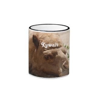 Kuwait Camel Coffee Mug