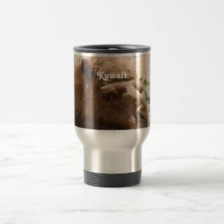 Kuwait Camel Coffee Mugs