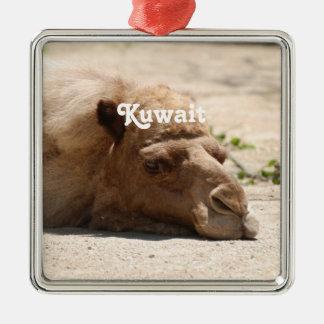 Kuwait Camel Ornament