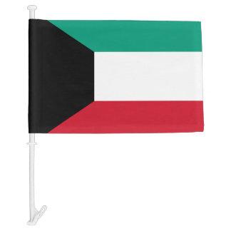 Kuwait Car Flag