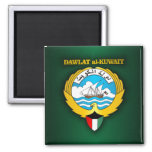 Kuwait Coat of Arms Magnets