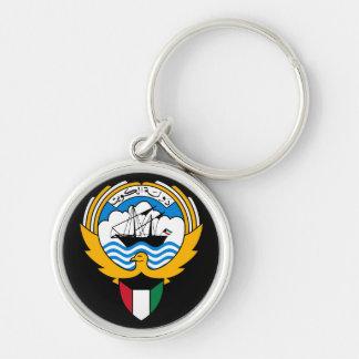 kuwait emblem key chains