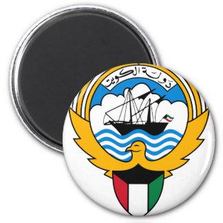 kuwait emblem magnet