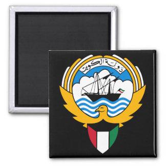 kuwait emblem refrigerator magnets