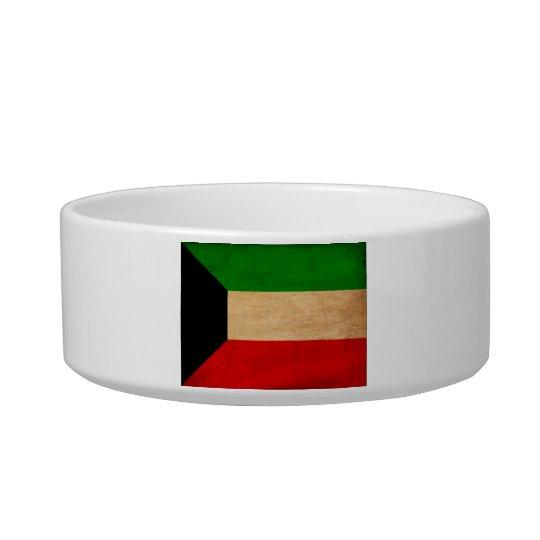 Kuwait Flag Bowl