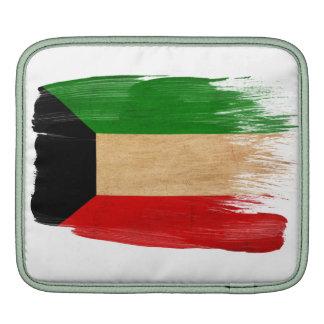 Kuwait Flag iPad Sleeves