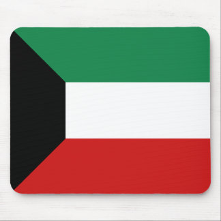 Kuwait Flag Mousepad